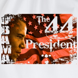 44th Obama - Drawstring Bag