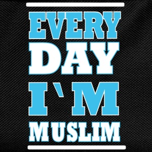 Every day i m Muslim logo T-Shirts - Kinder Rucksack