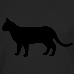 Pet Cat T-Shirts - Men's Premium Longsleeve Shirt