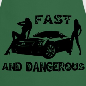 fast and dangerous Bags  - Cooking Apron