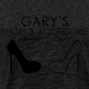 Gary´s Shoes and Accessoire Tröjor - Premium-T-shirt herr