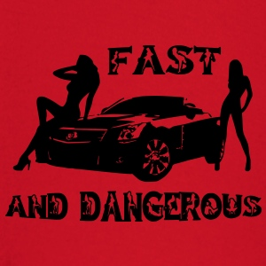 fast and dangerous Bags  - Baby Long Sleeve T-Shirt