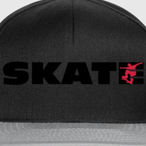 Skate ! Tee shirts - Casquette snapback