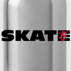 Skate ! T-Shirts - Water Bottle