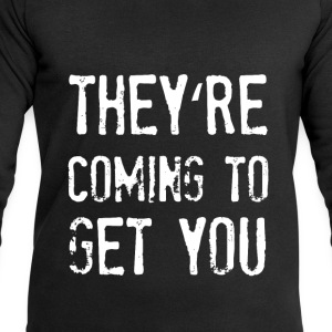 they are everywhere T-Shirts - Männer Sweatshirt von Stanley & Stella