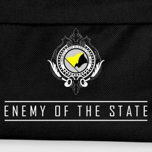 Enemy of the State - AnCap T-Shirt - Kinder Rucksack
