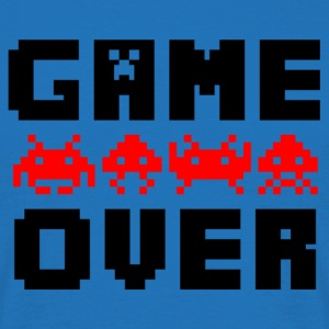 game over Sacs - T-shirt Homme