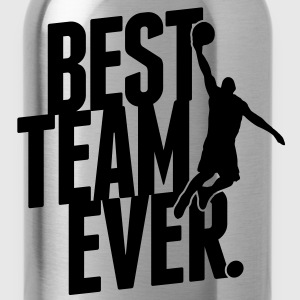 Best Team ever - Basketball Torby - Bidon