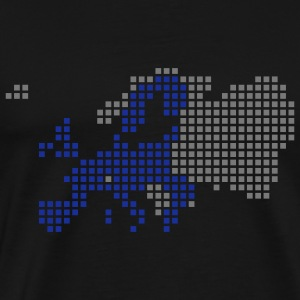 Black EU - European Union Hoodies & Sweatshirts - Men's Premium T-Shirt