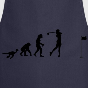 Evolution Women's Golf  T-Shirts - Cooking Apron