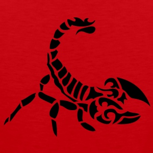 scorpion tribal skorpion escorpion 2011 Tee shirts - Débardeur Premium Homme
