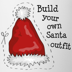 Build your own santa outfit Fartuchy - Kubek