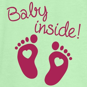 Baby Inside T-Shirts - Frauen Tank Top von Bella