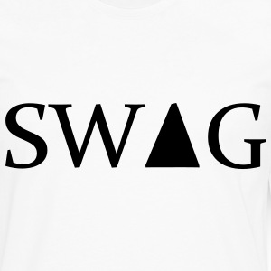 Swag - T-shirt manches longues Premium Homme