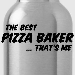 pizza baker - Water Bottle