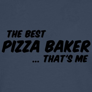 pizza baker - Men's Premium Longsleeve Shirt