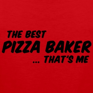 pizza baker - Men's Premium Tank Top