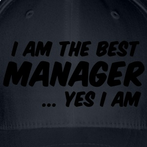 manager - Flexfit Baseball Cap