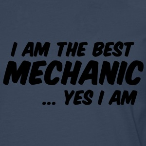 mechanic - Men's Premium Longsleeve Shirt