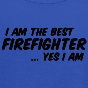 firefighter - Women's Tank Top by Bella
