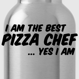 pizza chef - Water Bottle