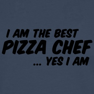 pizza chef - Men's Premium Longsleeve Shirt