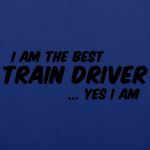 train driver - Tote Bag