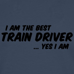 train driver - Men's Premium Longsleeve Shirt