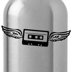 Cassettes angel  Hoodies & Sweatshirts - Water Bottle
