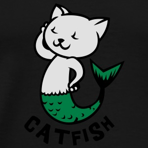 catfish Umbrellas - Men's Premium T-Shirt