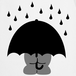 umbrella parapluie Tee shirts - Tablier de cuisine