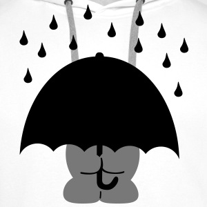 umbrella T-Shirts - Men's Premium Hoodie