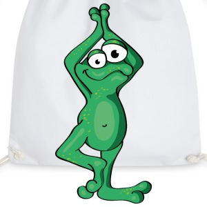 The Yoga Frog exercises the tree Ondergoed - Gymtas