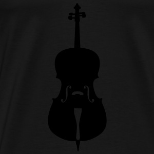 cello Sweaters - Mannen Premium T-shirt