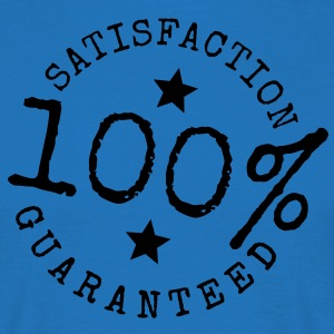 satisfaction guaranteed Kookschorten - Mannen T-shirt