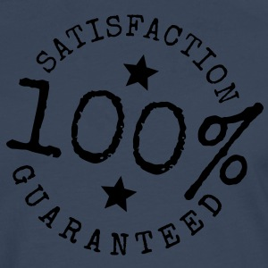 satisfaction guaranteed Kookschorten - Mannen Premium shirt met lange mouwen
