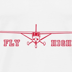 Fly High... - T-shirt Premium Homme