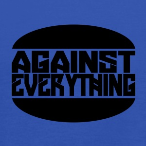 Against everything - Women's Tank Top by Bella