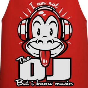 I'm not the DJ - Cooking Apron