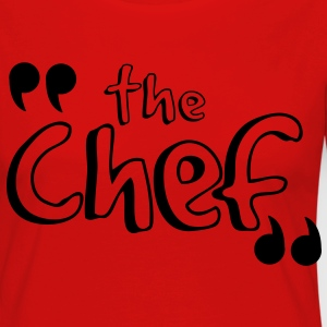 T-shir BEST SELLER the chef - T-shirt manches longues Premium Femme