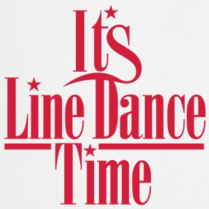 ITS LINE DANCE TIME T-Shirts - Kochschürze