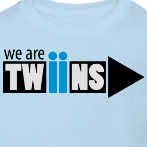 twiin_links zwilllinge - Kinder Bio-T-Shirt