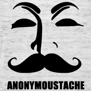 anonymoustache Felpe - Top da donna della marca Bella