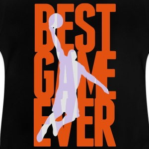 Best Game ever - Basketball Skjorter - Baby-T-skjorte