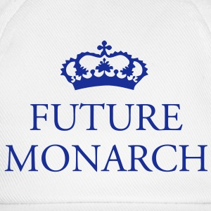 Gin O'Clock Future Monarch Baby One-piece - Baseball Cap