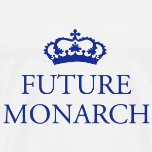 Gin O'Clock Future Monarch Baby One-piece - Men's Premium T-Shirt