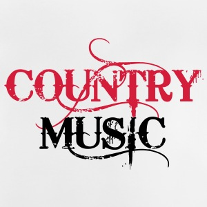 Country Music Tee shirts - T-shirt Bébé