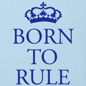 Gin O'Clock Born to Rule Baby One-piece - Kids' Organic T-shirt