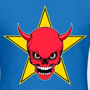 devil star Sweat-shirts - T-shirt Femme