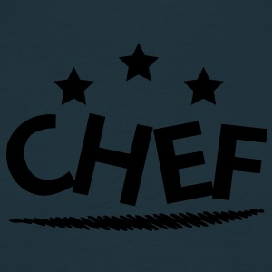Tablier chef gribouillage - T-shirt Homme
